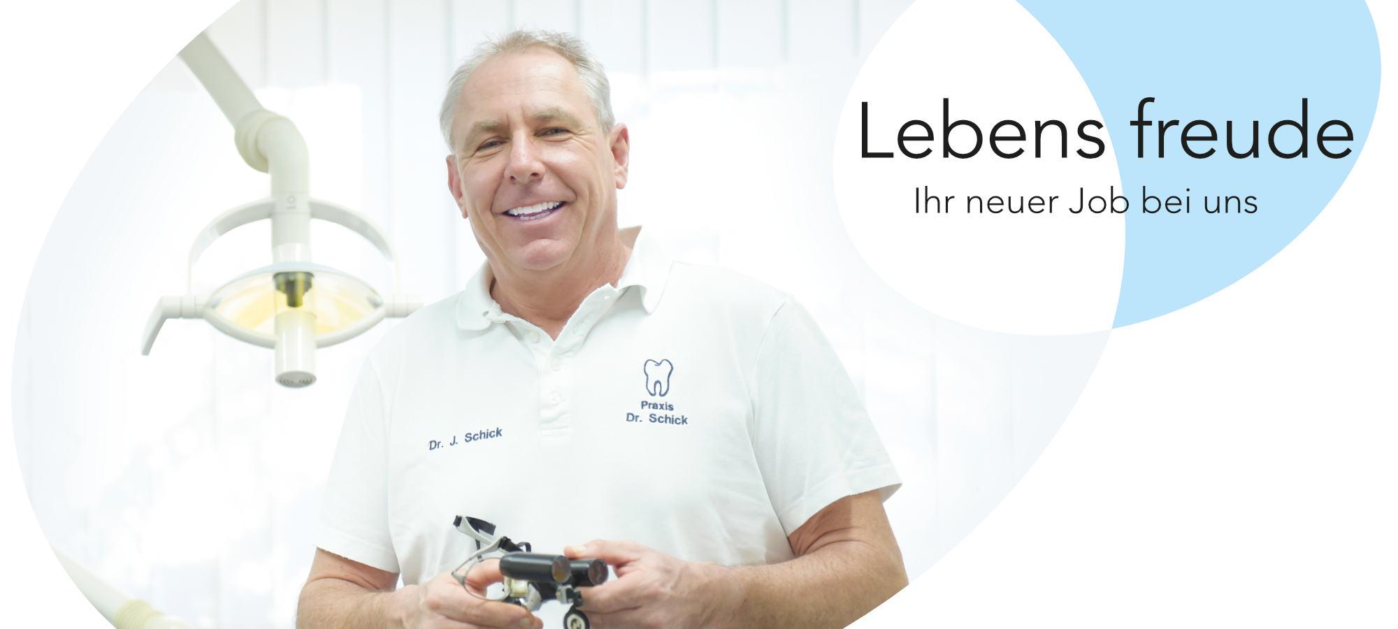 Stellenangebote Zahnarzt bei Zahnarztpraxis Dr. Joachim Schick, Metzingen