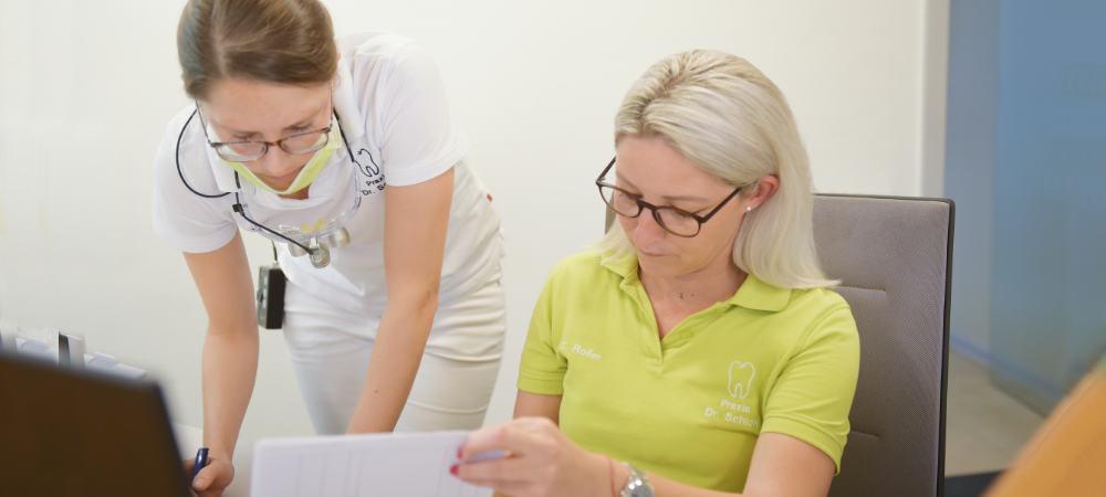 Zahnarzt - Zahnheilkunde - Leistungen - Orale Rehabilitation