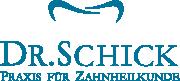 Zahnarztpraxis Dr. Joachim Schick Logo