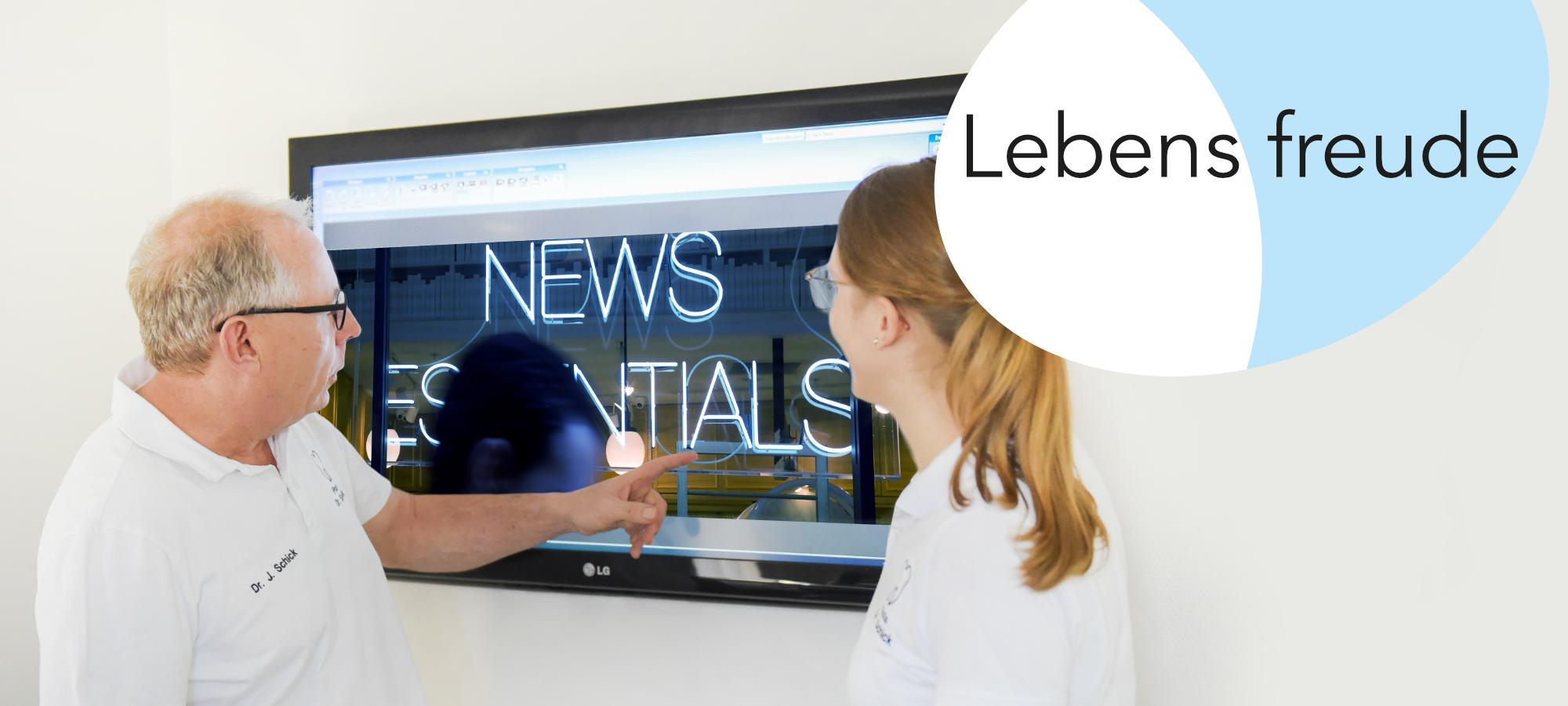 Praxis Zahnarzt Dr. Joachim Schick - Aktuelles & News