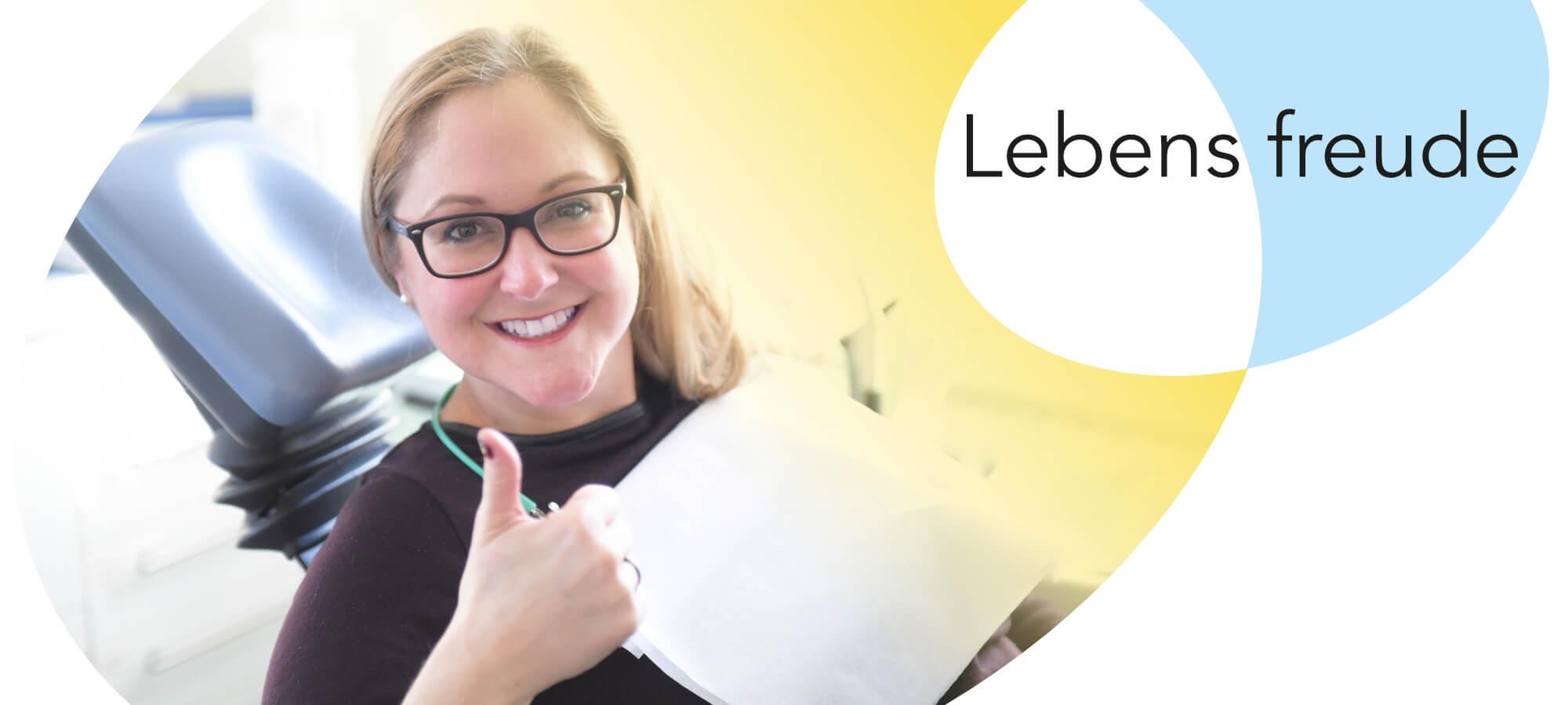 Zahnarzt Reutlingen, Zahnarztpraxis Dr. Schick, Testimonial